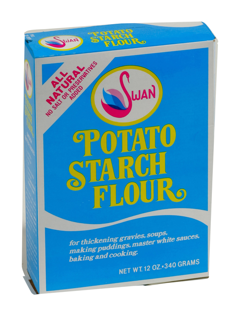 Swan Potato Starch Flour, 12 oz.