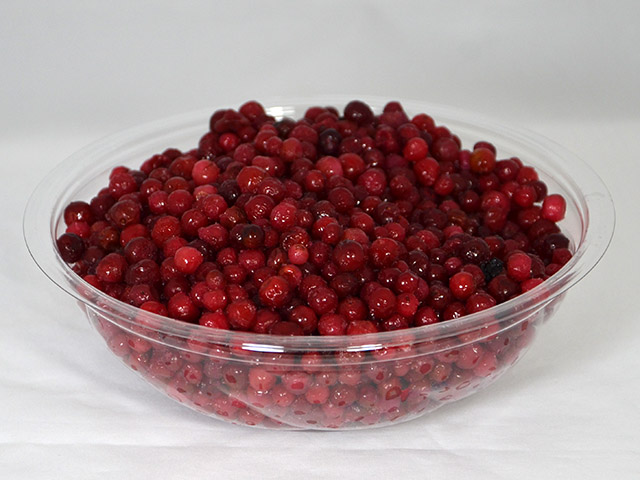 Lingonberries, Whole Fresh Frozen, 1.5 lb.
