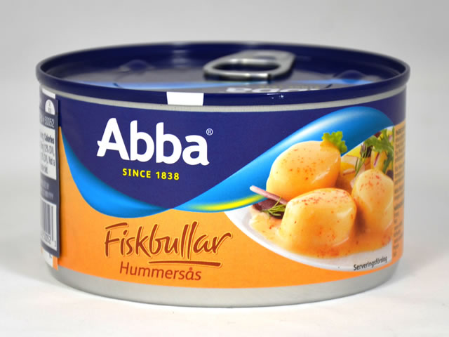 Abba Fishballs in Lobster Sauce, 13.2 oz.