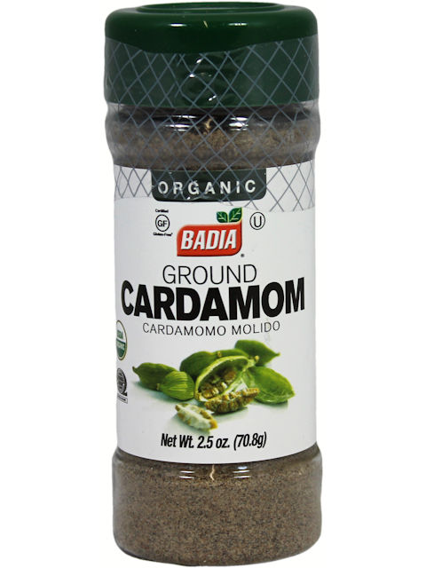 Badia Ground Cardamom, 2.5 oz.