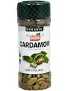 Badia Whole Cardamom, 1.75 oz.