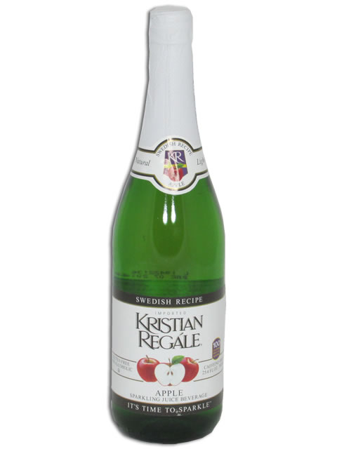 Kristian Regale Apple Sparkler, 25.4 oz.