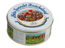Leksands Decorative Empty Tin