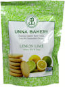 Unna Bakery Swedish Lemon Lime Butter Cookies, 5.5 oz.