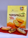 Pagen Golden Wheat Krisprolls, 7.9 oz.