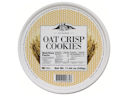 Nyakers Oat Crisp Cookies, 11.64 oz.