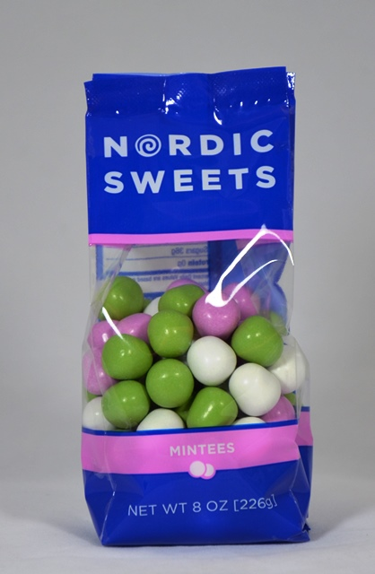 Nordic Sweets Mintees - Chocolate Mint Creams, 8 oz.