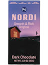 Nordi Smooth and Rich Dark Chocolate Bar, 3.35 oz.