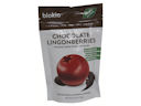 Biokia Chocolate Lingonberries, 2.6 oz.