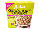 Pauluns Superflakes, Chia Seeds & Buckwheat Cereal, 11.3 oz.
