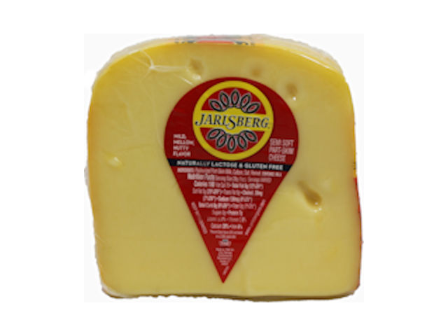 Jarlsberg Mild Semi Soft Cheese, 6.4 oz.