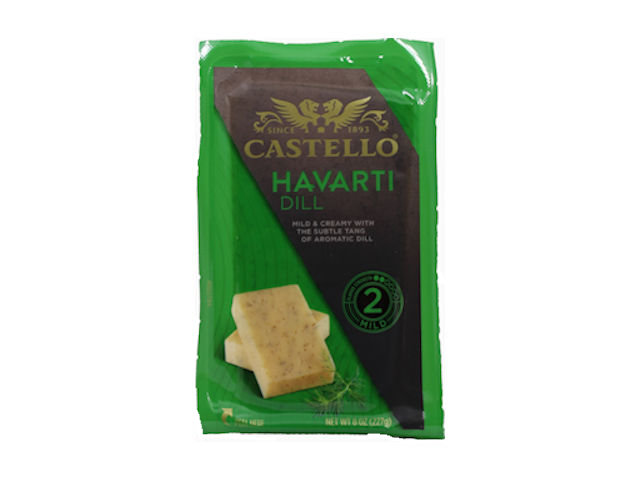 Castello Havarti Dill Cheese, 8 oz.