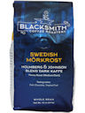 Blacksmith Shop Swedish Morkrost Whole Bean Coffee, 12 oz.
