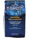 Blacksmith Shop Swedish Mellanrost Whole Bean Coffee, 12 oz.