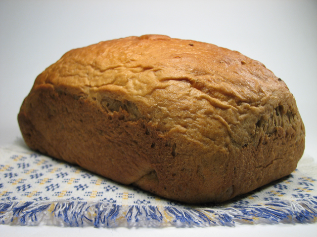 Scott's Swedish Rye Bread (with anise seed), 1.5 lb.