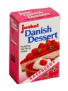 Junket Danish Dessert Raspberry, 4.75 oz.
