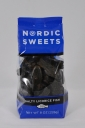 Nordic Sweets Salty Licorice Fish, 8 oz.