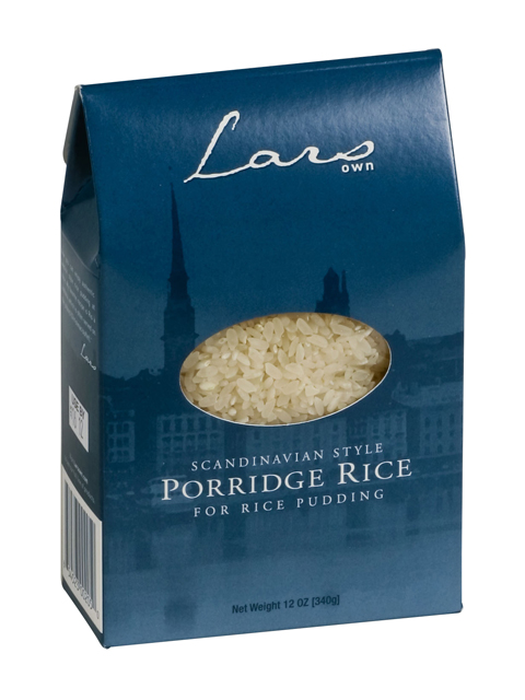 Lars Own Rice (for Porridge), 12 oz.