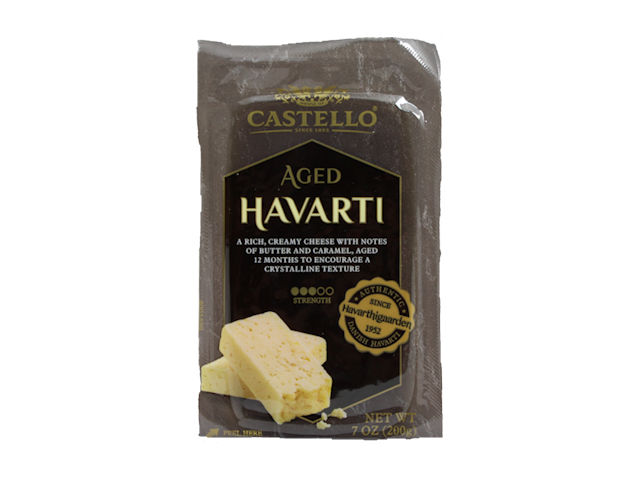 Castello Aged Havarti Cheese, 7 oz.